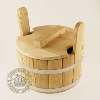Запарник дуб, 8 л (модель № 1)
