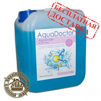 Альгицид для бассейна (средство против водорослей), 10 л AquaDoctor Китай