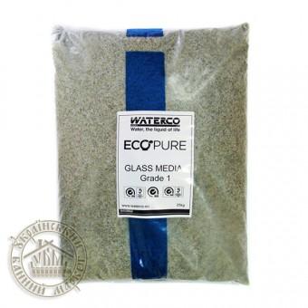Стеклянный песок, 25 кг (Waterco, Великобритания) 0,5-1,0 мм