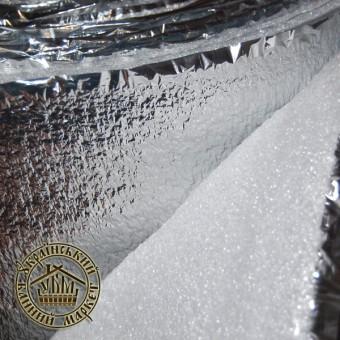 Металлизированный утеплитель для бани Sauna Classic 3 mm