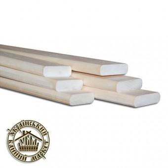 Полок для бани липа (20*85 мм), 3 м