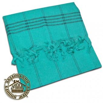 Полотенце для хаммам (зеленое)