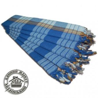 Полотенце для хаммам (синее)