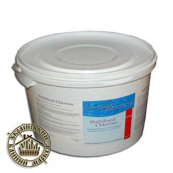 Длительный хлор для бассейнов (2,4 кг)