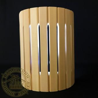 Решетка для светильника в баню (абажур),