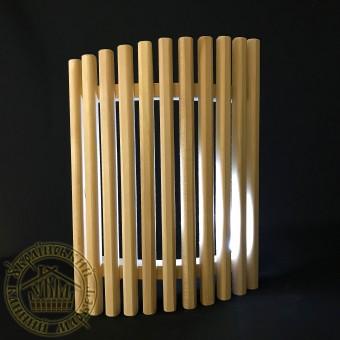 """Решетка для светильника в баню (абажур), """"Олимп"""""""