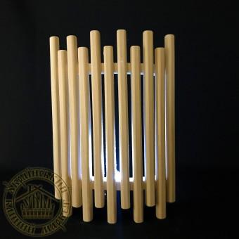 Решетка для светильника в баню (абажур)