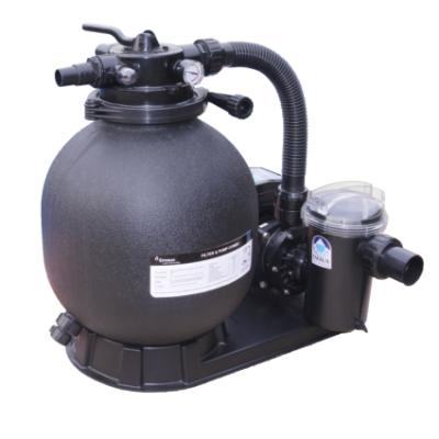 Фильтрационная установка EMAUX FSP390-SD75 (8 М3/Ч, D400)