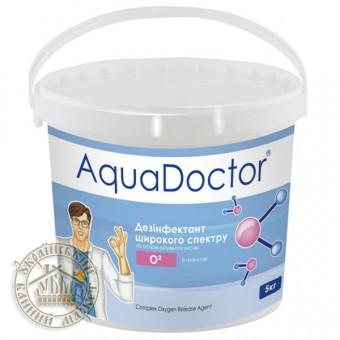 Активный кислород для бассейна Water Shock О2 (5 кг), AquaDoctor Китай