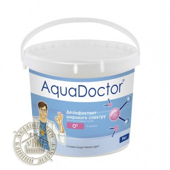Активный кислород для бассейна Water Shock О2 (1 кг), AquaDoctor Китай