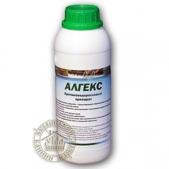 Средство против водорослей Algex 1 л (Германия, Chemoform)