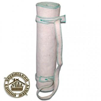 Коврик для бани и сауны (60*170 см), шерсть
