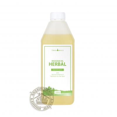 """Массажное масло """"Herbal"""" 1л"""