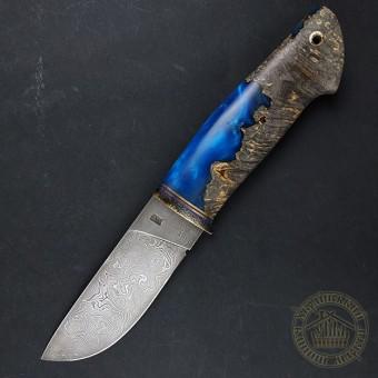 """Нож ручной работы """"Бездна"""""""