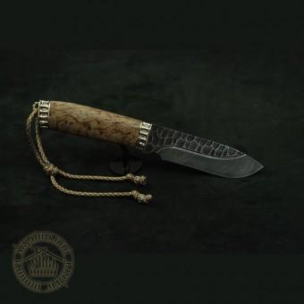 """Нож ручной работы """"Каменный"""""""