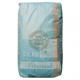 Кварцевый песок, 25 кг (Венгрия), фракция 0,4-0,8 мм