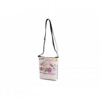 Женская сумка-почтальон