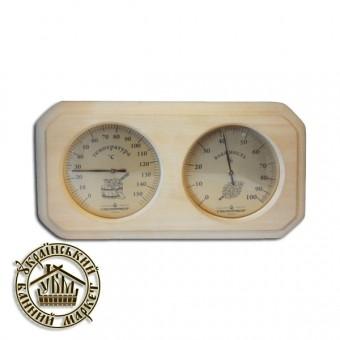Термометр + гидрометр № 2 (двойной), Украина