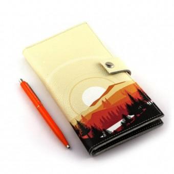 Тревел-кейс для документов, карточек и денег