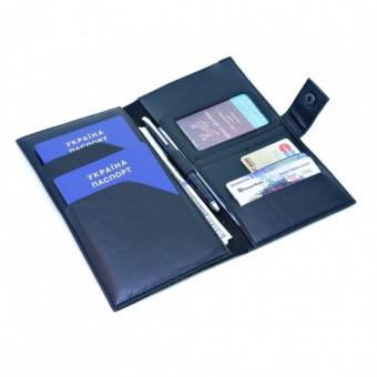 Тревел-кейс на 2 паспорта для авиабилетов