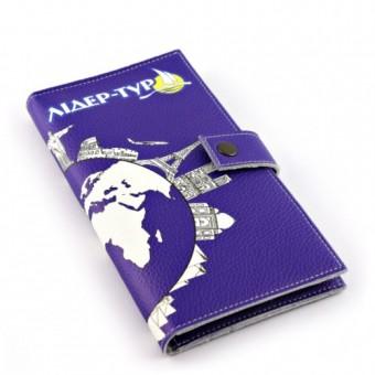 Тревел кейс с логотипом (органайзер для документов) ОБРАЗЕЦ