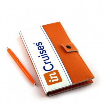 Тревел-кейс с  вашим логотипом (органайзер для документов) ОБРАЗЕЦ