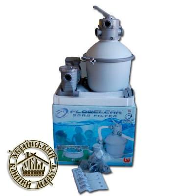 Песочная фильтровальная установка, до 28 м3
