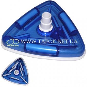 Щетка для пылесоса в бассейне треугольная 90452